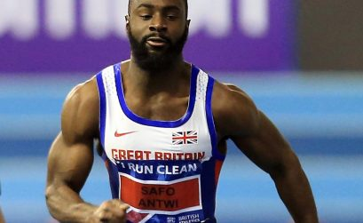 Sean Safo-Antwi can now compete for Ghana