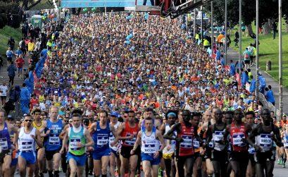 Kenya's Solomon Kirwa Yego and Ethiopia's Workenesh Degefa took the titles at the 42nd edition of the famous Roma-Ostia Half Marathon