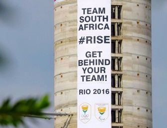 Sascoc launches #TeamSARise campaign ahead of Rio 2016