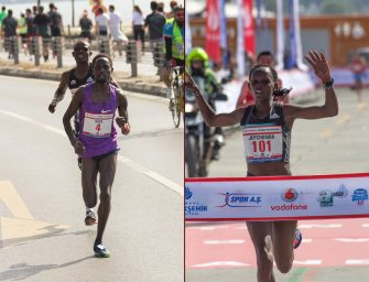 Kaya and Jepchumba prevail at Vodafone Istanbul Half Marathon