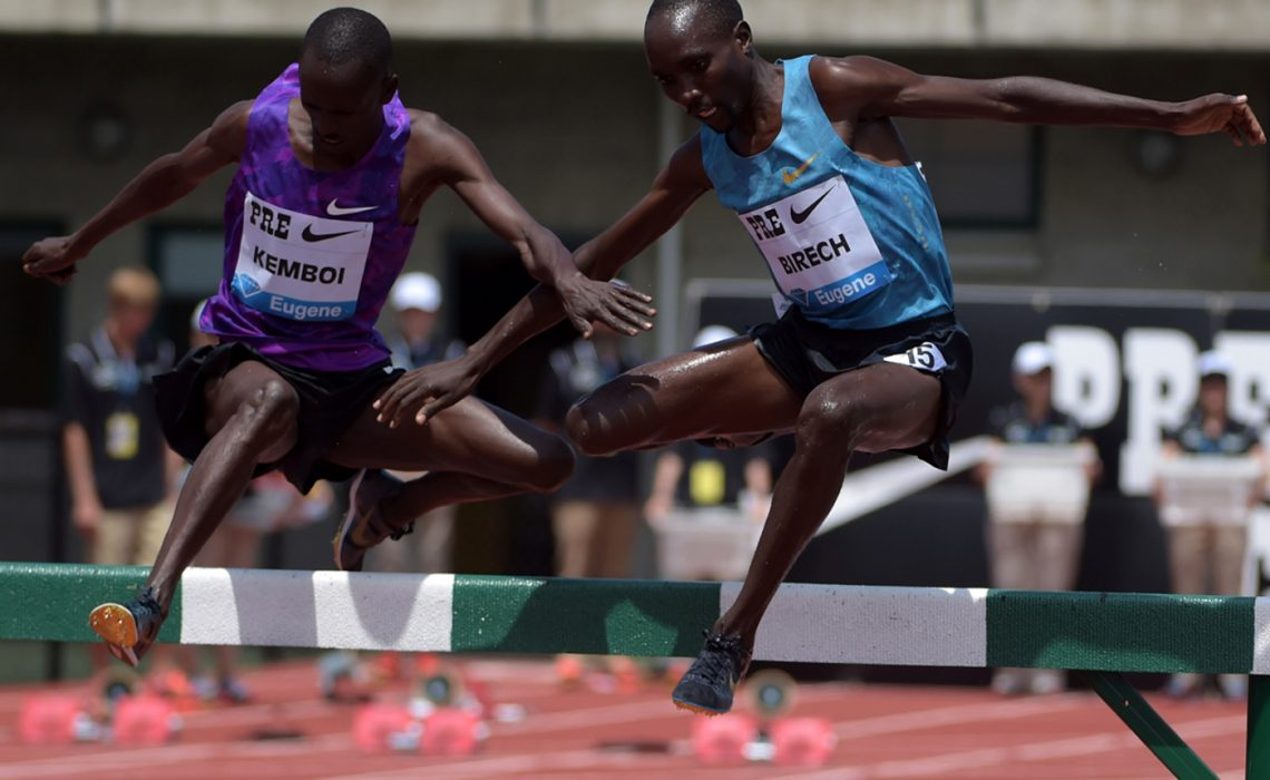 Kenyans Ezekiel Kemboi and Jairus Birech will renew their rivalry in the men's 3000m S/C at the IAAF Diamond League Doha 2016 meeting on 6 May.