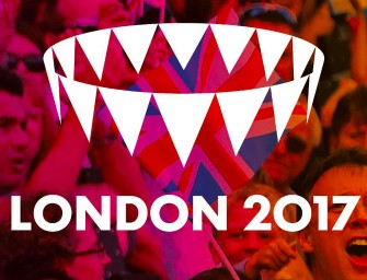 London 2017 tickets goes on sale on 1 August 2016