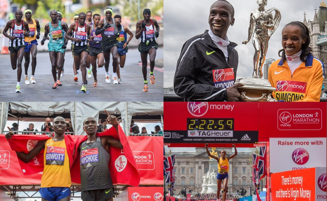 The Virgin Money London Marathon, Sunday 24 April 2016 / Photo credits: Virgin Money London Marathon Team