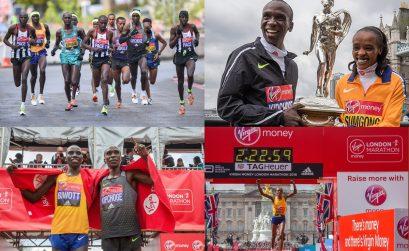 The Virgin Money London Marathon, Sunday 24 April 2016 / Photo credits: Virgin Money London Marathon Team