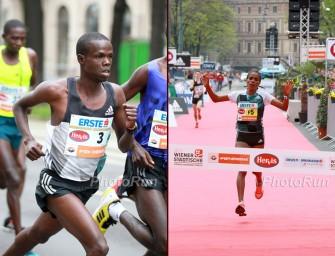 Vienna City Marathon 2016: Race Video highlights