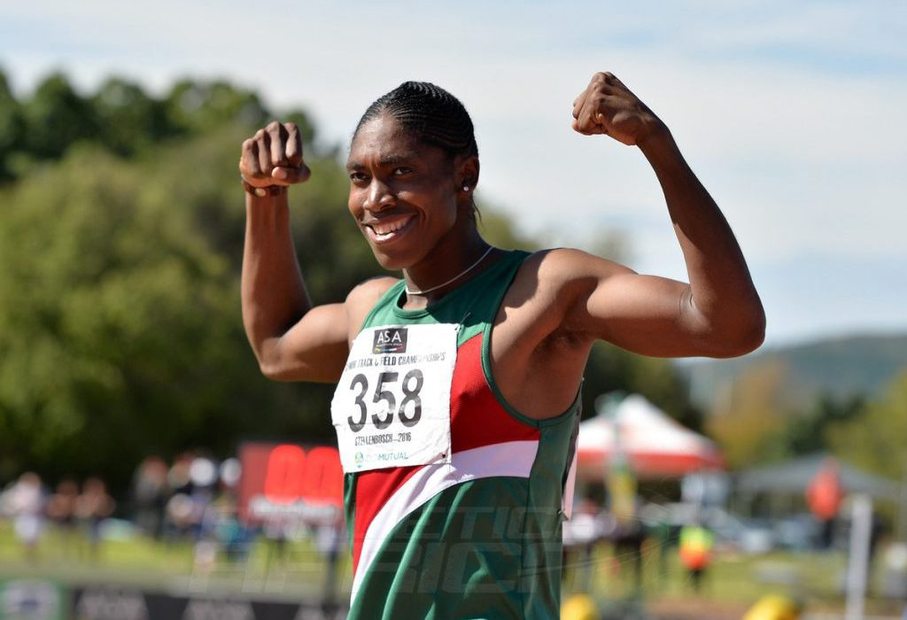 Caster Semenya made history with a remarkable treble victory on the 2nd and final day of 2016 ASA Senior Track and Field Championships