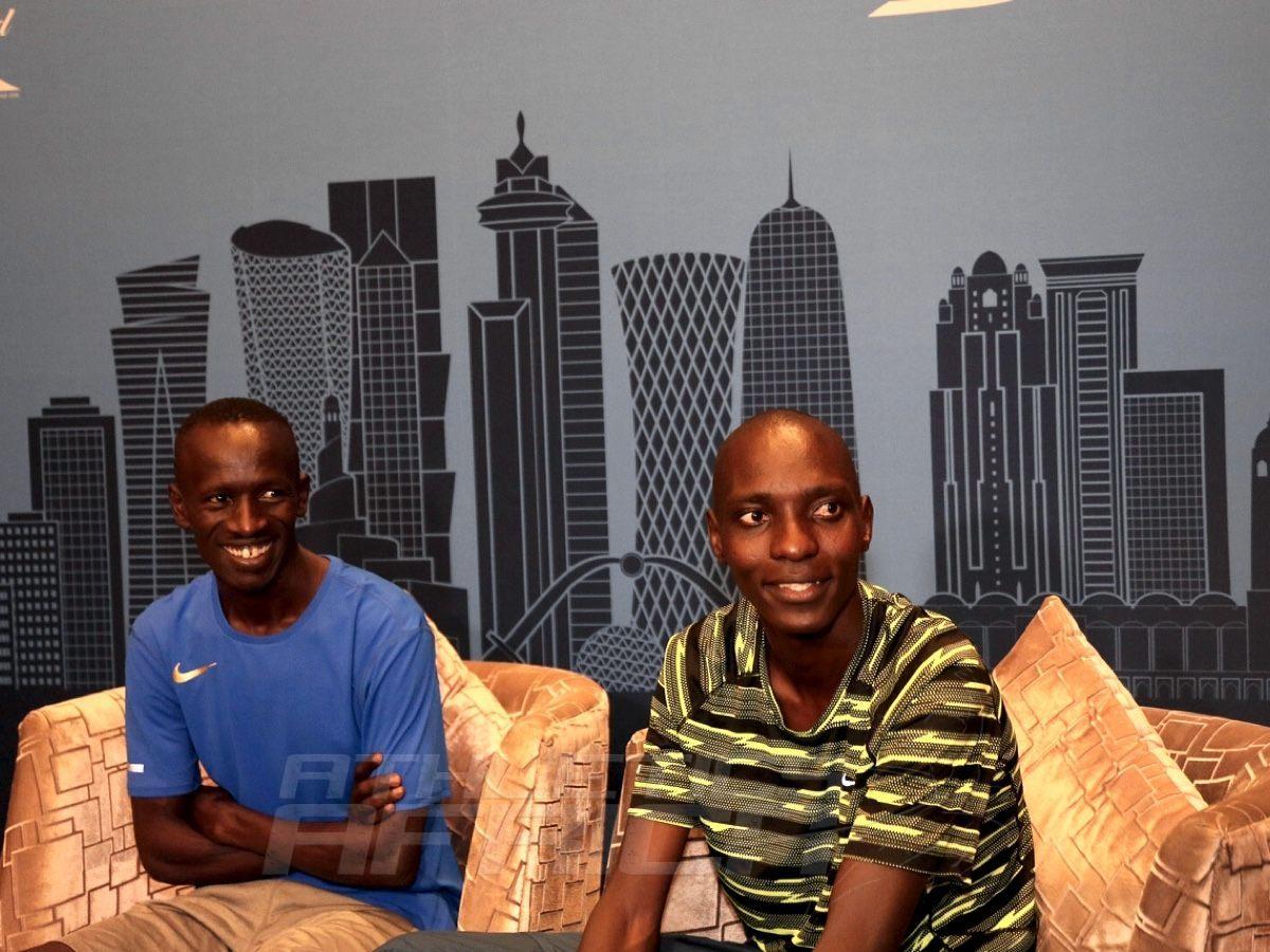 Doha Diamond League: Kemboi and Kiprop target winning start