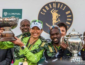 Comrades Marathon: Gatebe smashes record, Bosman edges Wostmann