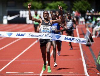 Edris keeps the streak going in Eugene – IAAF Diamond League