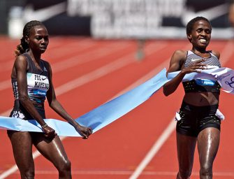 Kiyeng, Jebet to chase world record in Stockholm – IAAF Diamond League