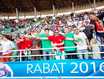 Rabat Diamond League: African history, Seven meeting records