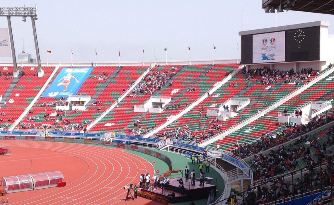 IAAF Diamond League Rabat