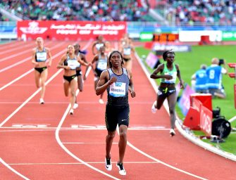 Semenya shatters South Africa 800m record in Monaco