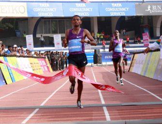 Geremew and Jepchirchir prevail at Bengaluru TCS World 10K