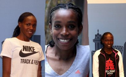 Vivian Cheruiyot (Kenya), Almaz Ayana (Ethiopia) and Eunice Sum (Kenya) to open their outdoor season at Doha Diamond League