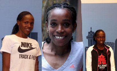 Vivian Cheruiyot (Kenya), Almaz Ayana (Ethiopia) and Eunice Sum (Kenya) to open their outdoor season at Doha Diamond League