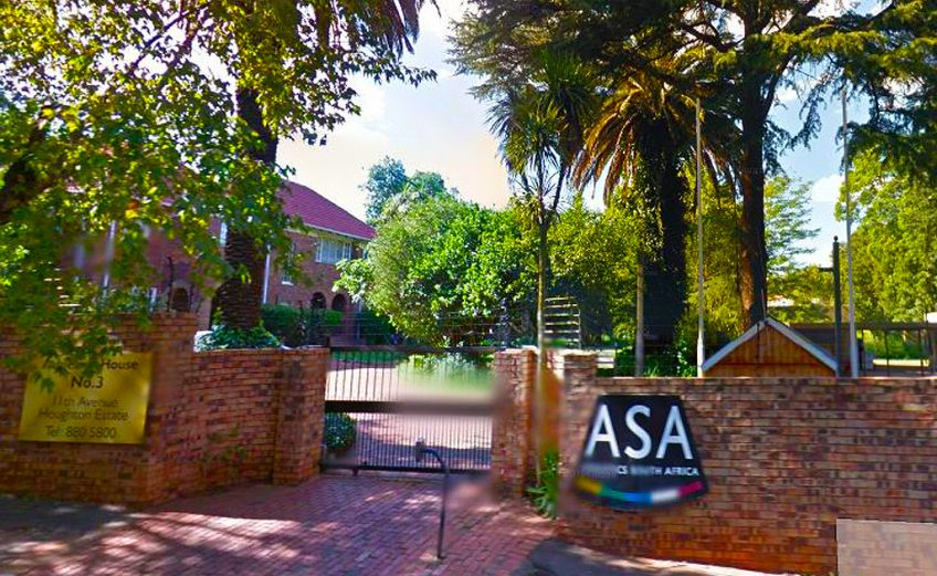 Athletics South Africa office
