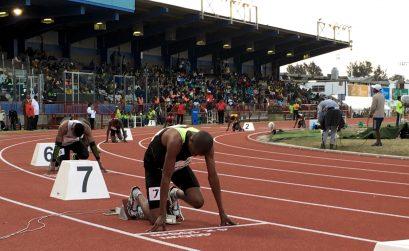 Durban 2016 African Senior Athletics Champs / Photo credit: Yomi Omogbeja