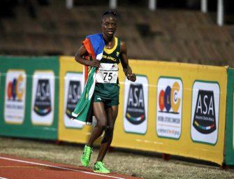 Mokoka kicks-off SA gold rush, Sene hammers in third gold at Durban 2016