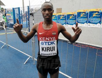 Kirui keeps Kenyan steeple tradition alive with Bydgoszcz gold