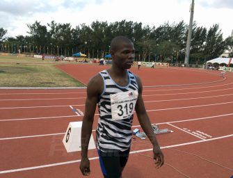 Rio 2016: Baboloki Thebe takes on board lessons of Bydgoszcz to Rio