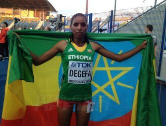 Degefa grabs Ethiopia first gold medal on Day 2 – Bydgoszcz 2016