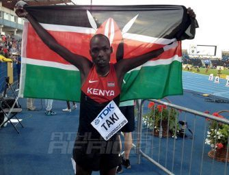 Taki claims 1500m Gold for Kenya on Day 3 – Bydgoszcz 2016