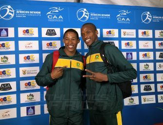 South Africa names 39-strong team for Rio 2016 Olympics