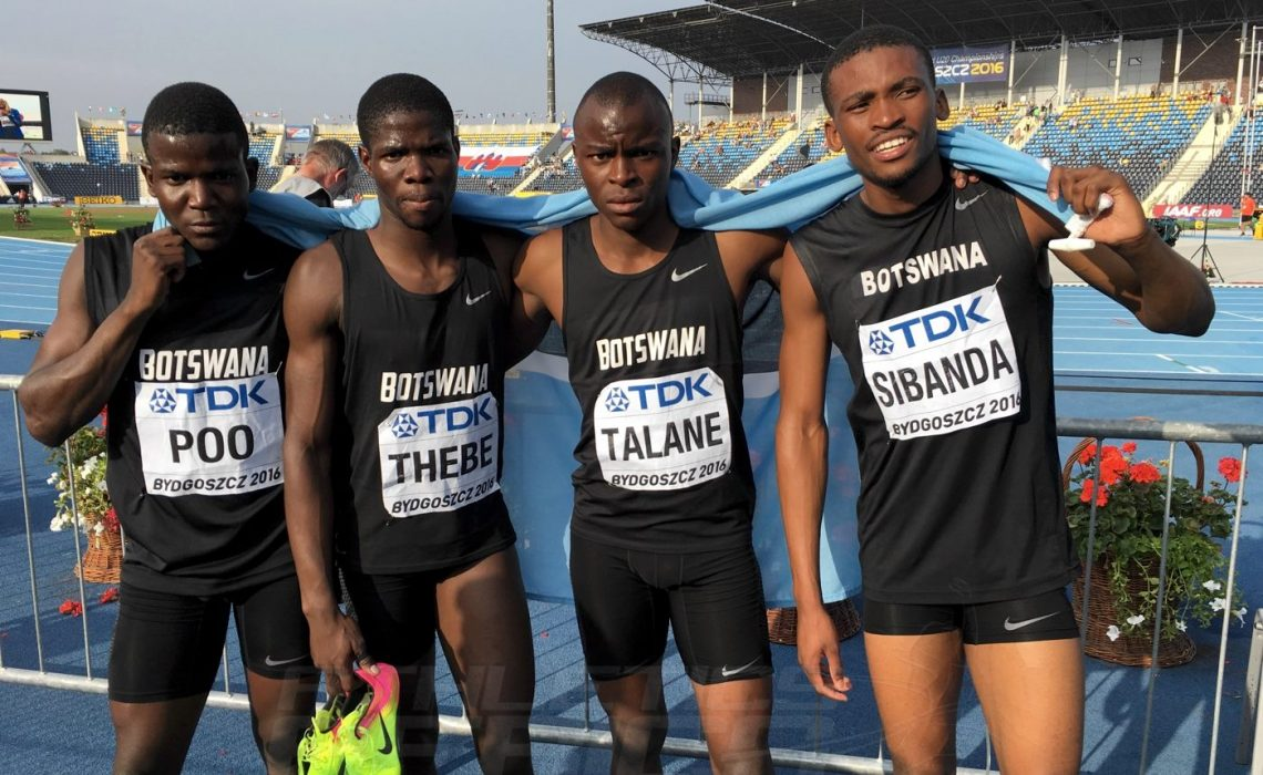 In Pictures: African athletes at World U20 Bydgoszcz 2016