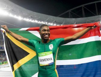 Rio 2016: Caster Semenya claims women's 800m Gold in SA record
