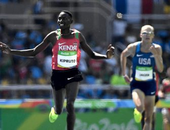 Rio 2016: Kipruto claims Olympic Steeple gold
