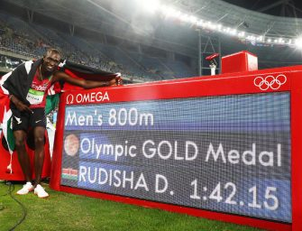 Rio 2016: David Rudisha retains Olympic 800m title