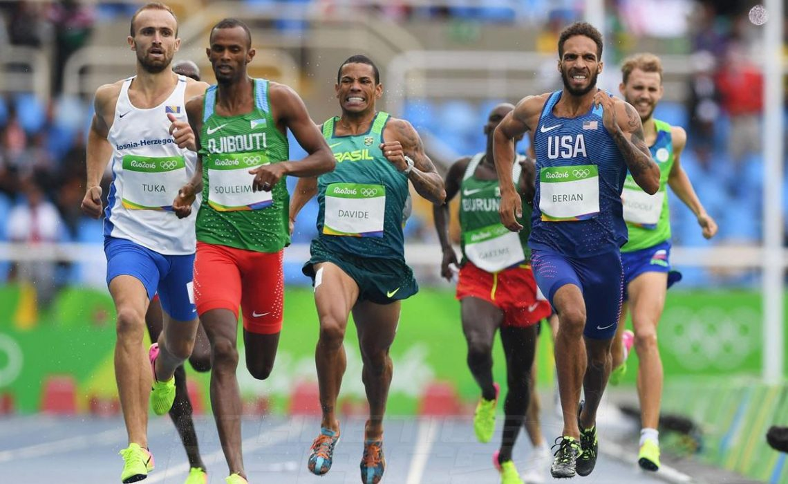 In Pictures: African athletes at Rio 2016 Olympics - Day 1