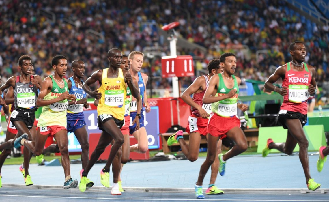 In Pictures: African athletes at Rio 2016 Olympic Games - Day 2