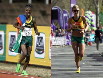 Mokoka, Van Zyl claim SA half-marathon titles in Port Elizabeth