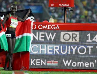 Rio 2016: Vivian Cheruiyot upsets Almaz Ayana to win 5,000m gold