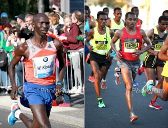 Kipsang and Bekele to duel on Berlin's world record course