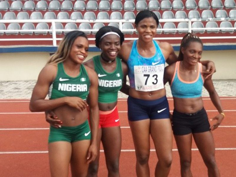 Host Nigeria names 95-strong team for Asaba 2018