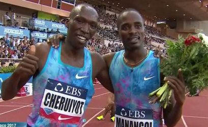 For Manangoi and Cheruiyot, it's the Rongai Athletics Factor
