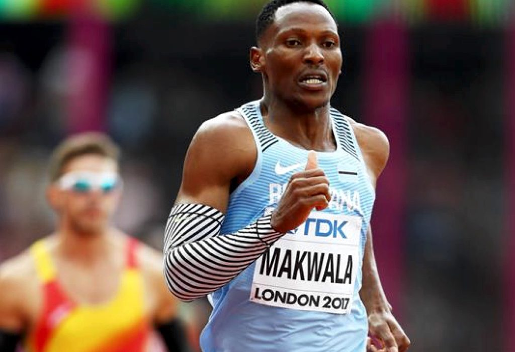 Botswana's Isaac Makwala cleared to compete in the men's 200m at the IAAF World Championships in London / Getty for the IAAF
