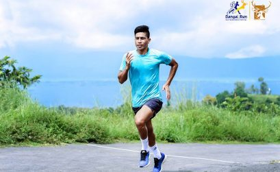 Indian half marathon Sangai Run opens on iconic Loktak Lake