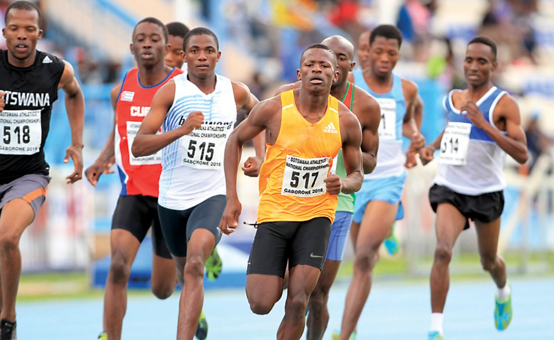 The second edition of the Botswana Athletics Association (BAA) Super night track and field series