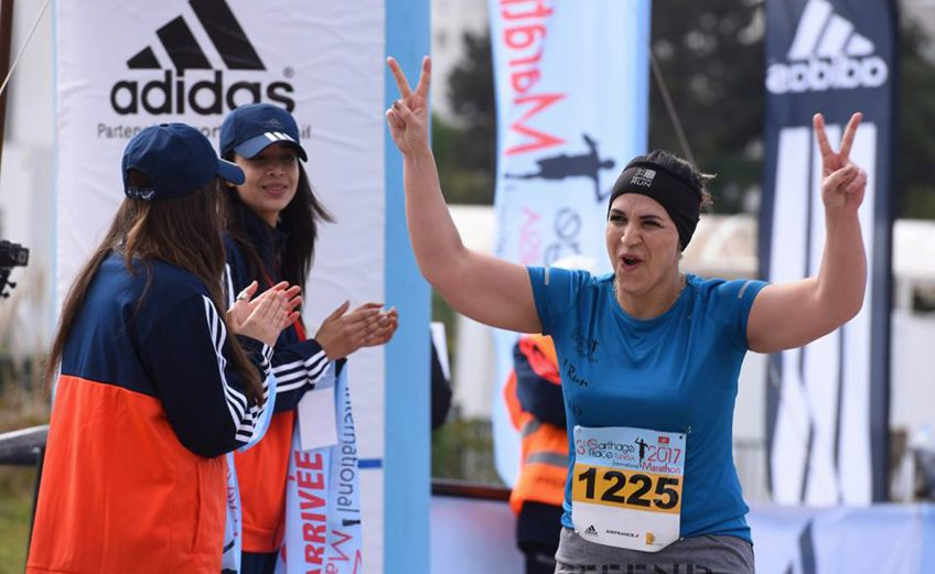 Stage is set for the 1st edition of the Tunisia Women's Run on April 22, 2018.