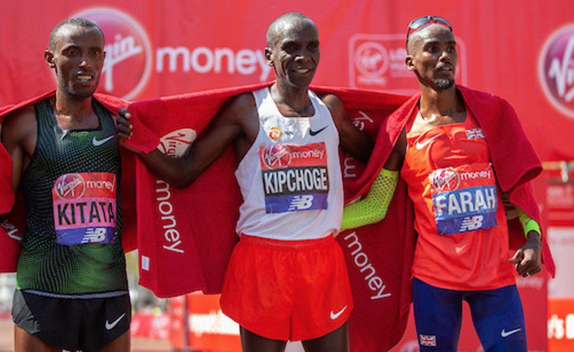 Eliud Kipchoge / Photo: London Marathon