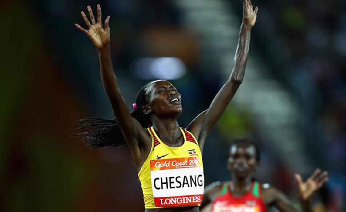 Stella Chesang of Uganda