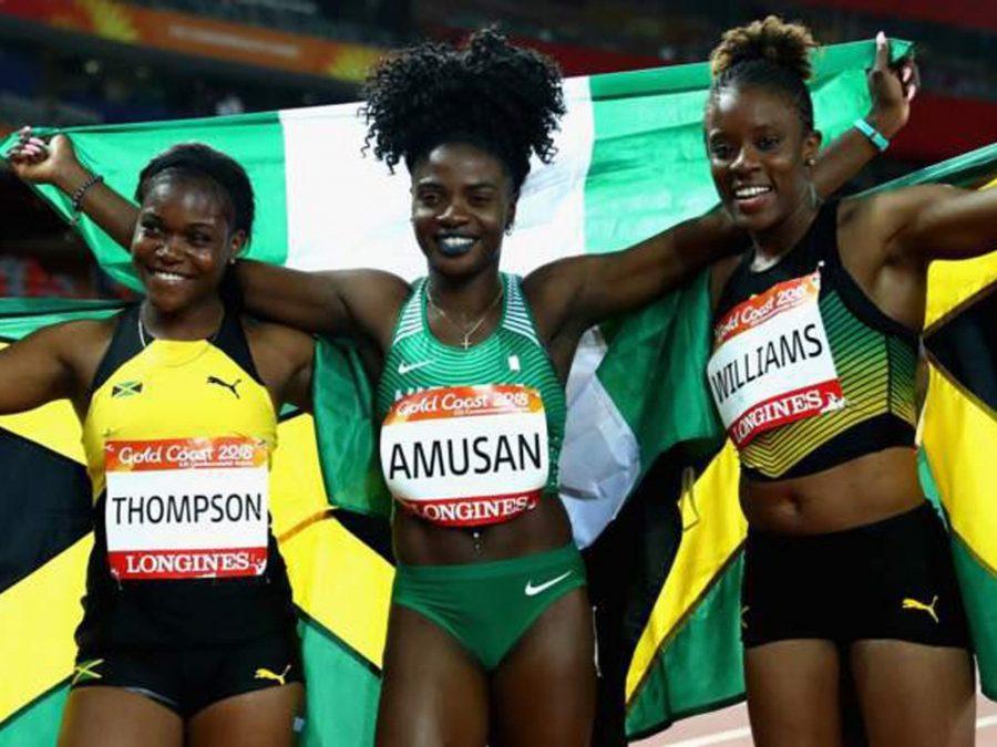 Amusan wins Nigeria's first Commonwealth sprint hurdles gold – AthleticsAfrica