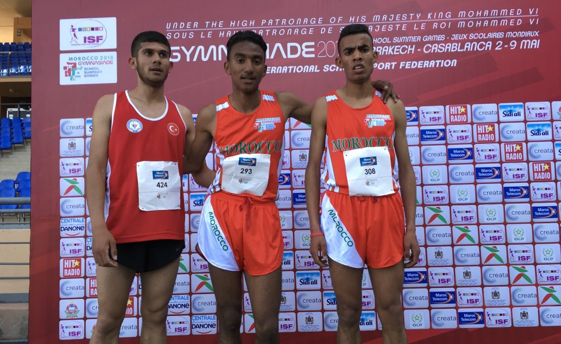 In Pictures: ISF Gymnasiade 2018 in Marrakech - Day 1
