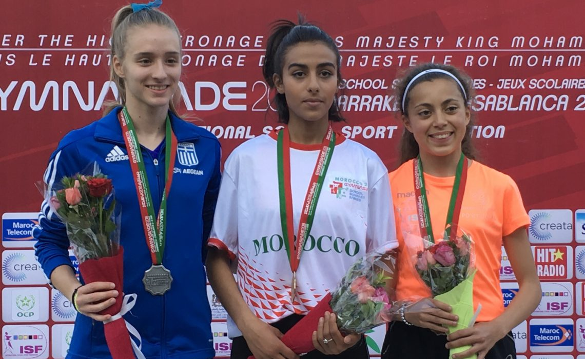In Pictures: ISF Gymnasiade 2018 in Marrakech - Day 2