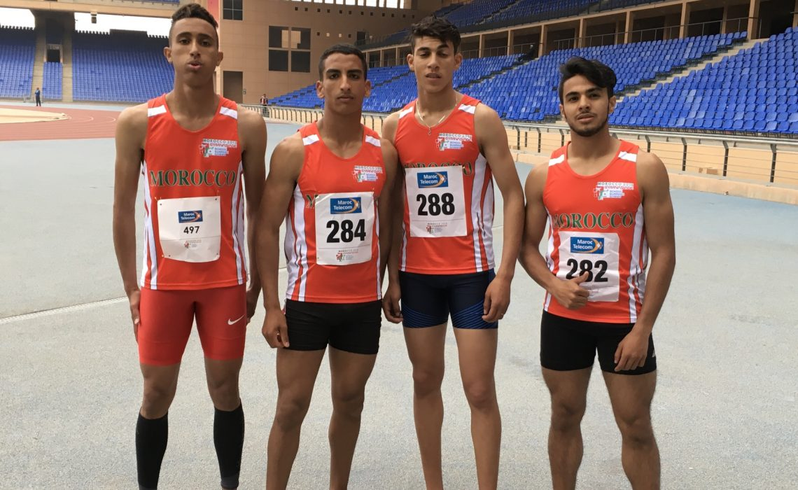 In Pictures: ISF Gymnasiade 2018 in Marrakech - Day 3