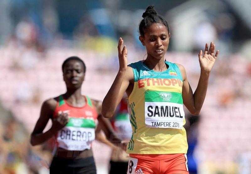 Tampere 2018: Samuel Teshale beats Kenyan Cherop to 1500m Gold -...